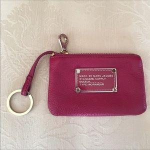 Classic Leather Key Pouch